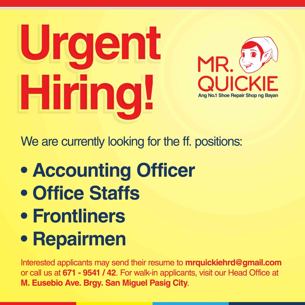 MQ Hiring FB - IG may2019